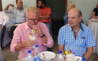 Tour Organised for Indo German Members